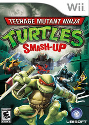 Teenage Mutant Ninja Turtles: Smash-Up para Wii