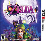 The Legend of Zelda: Majora-s Mask 3D para 3DS