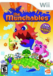 The Munchables para Wii
