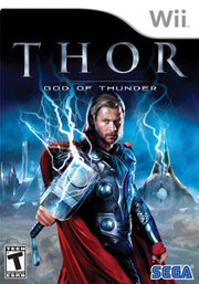 Thor: God of Thunder para Wii