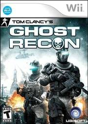Tom Clancy-s Ghost Recon para Wii