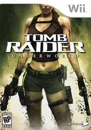 Tomb Raider: Underworld para Wii