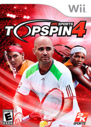 Top Spin 4 para Wii