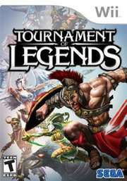 Tournament of Legends para Wii