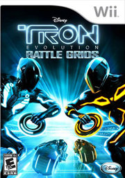 TRON: Evolution - Battle Grids para Wii