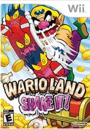 Wario Land: Shake It! para Wii