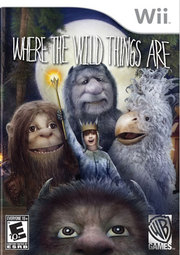 Where the Wild Things Are para Wii