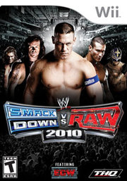 WWE SmackDown vs. Raw 2010 para Wii