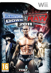 WWE SmackDown vs. Raw 2011 para Wii