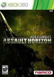 Ace Combat: Assault Horizon para XBOX 360