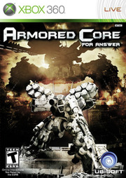 Armored Core: For Answer para XBOX 360