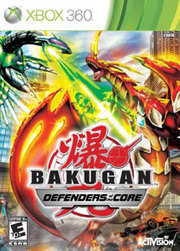 Bakugan: Defenders of the Core para XBOX 360