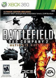 Battlefield: Bad Company 2 Ultimate Edition para XBOX 360