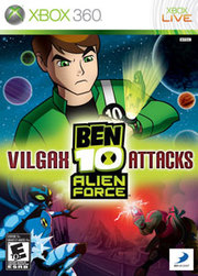 Ben 10 Alien Force: Vilgax Attacks para XBOX 360