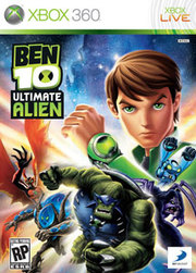 Ben 10 Ultimate Alien: Cosmic Destruction para XBOX 360