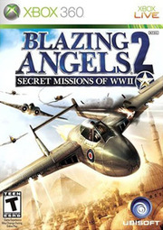 Blazing Angels 2: Secret Missions of WWII para XBOX 360