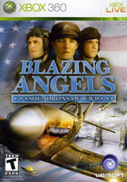 Blazing Angels: Squadrons of WWII para XBOX 360