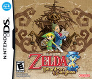 The Legend of Zelda: Phantom Hourglass para 3DS