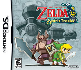 The Legend of Zelda: Spirit Tracks para 3DS