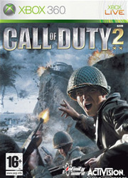 Call of Duty 2 para XBOX 360