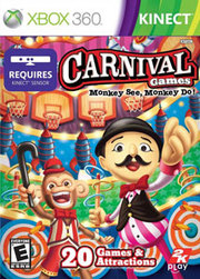 Carnival Games: Monkey See, Monkey Do! para XBOX 360