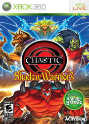 Chaotic: Shadow Warriors para XBOX 360