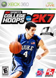 College Hoops 2K7 para XBOX 360