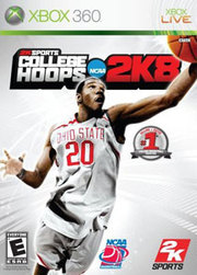 College Hoops 2K8 para XBOX 360
