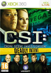 CSI: Crime Scene Investigation: Deadly Intent para XBOX 360