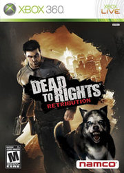 Dead to Rights: Retribution para XBOX 360