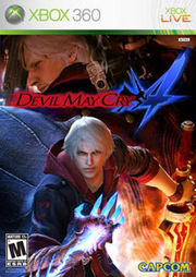 Devil May Cry 4 para XBOX 360