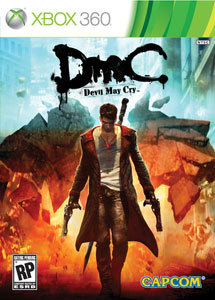 DMC: Devil May Cry para XBOX 360