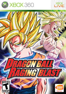 Dragon Ball: Raging Blast para XBOX 360