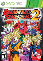 Dragon Ball: Raging Blast 2 para XBOX 360