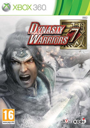 Dynasty Warriors 7 para XBOX 360