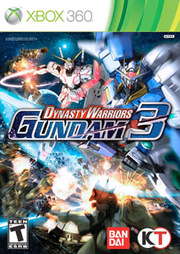 Dynasty Warriors: Gundam 3 para XBOX 360