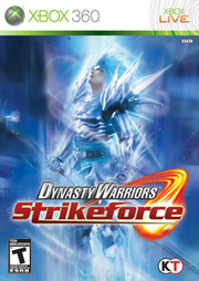 Dynasty Warriors: Strikeforce para XBOX 360