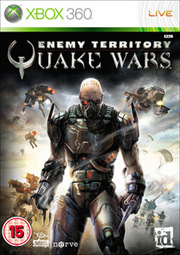 Enemy Territory: Quake Wars para XBOX 360