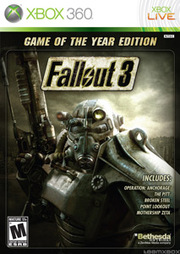 Fallout 3: Game of the Year Edition para XBOX 360