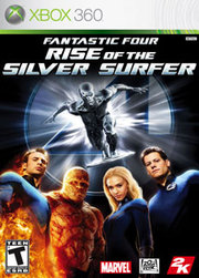 Fantastic Four: Rise of the Silver Surfer para XBOX 360
