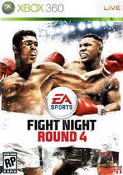 Fight Night Round 4 para XBOX 360