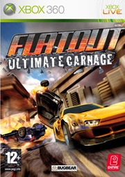 FlatOut: Ultimate Carnage para XBOX 360