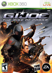 G.I. Joe: The Rise of Cobra para XBOX 360