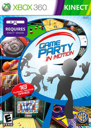 Game Party: In Motion para XBOX 360