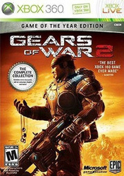Gears of War 2: Game of the Year Edition para XBOX 360