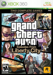 Grand Theft Auto IV: Episodes From Liberty City para XBOX 360