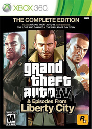 Grand Theft Auto IV: The Complete Edition para XBOX 360