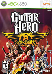Guitar Hero: Aerosmith para XBOX 360