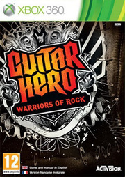 Guitar Hero: Warriors of Rock para XBOX 360