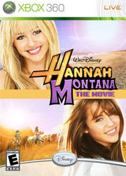 Hannah Montana: The Movie para XBOX 360